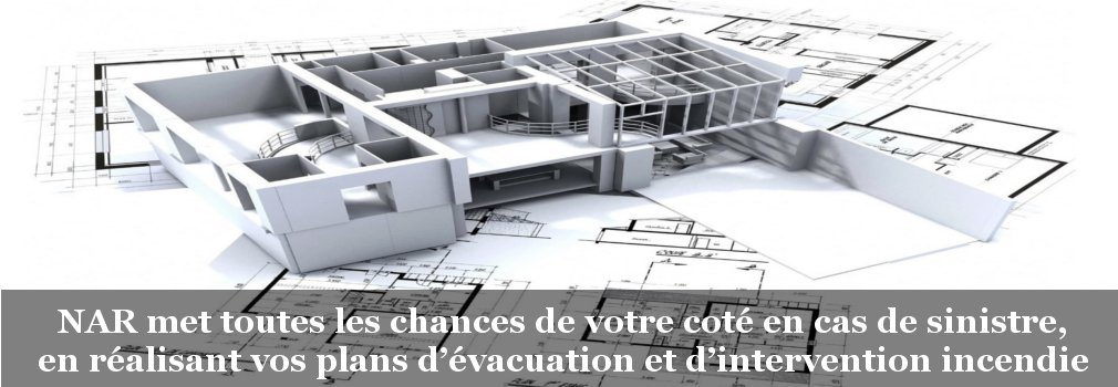 Plans d'intervention et d'évacuation incendie